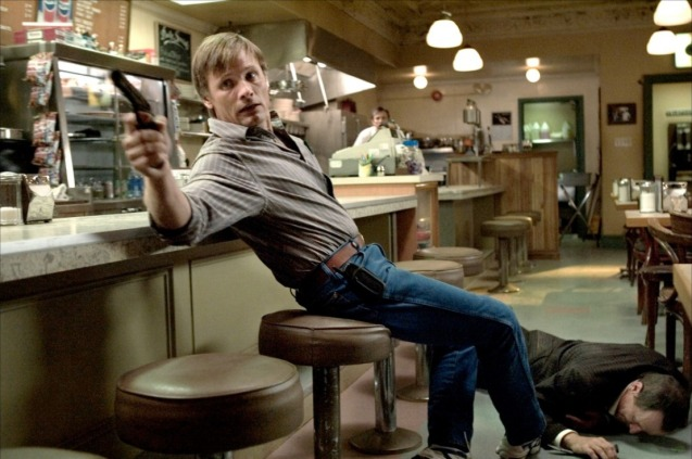 Viggo Mortensen in A History of Violence (2005)